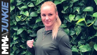 UFC 231: Valentina Shevchenko full pre-fight media lunch