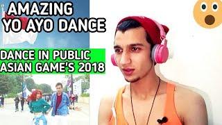 Gambar cover VIA VALLEN 'MERAIH BINTANG' DANCE IN PUBLIC | ASIAN GAMES 2018 OFFICIAL SONG | Choreo by Natya Shina