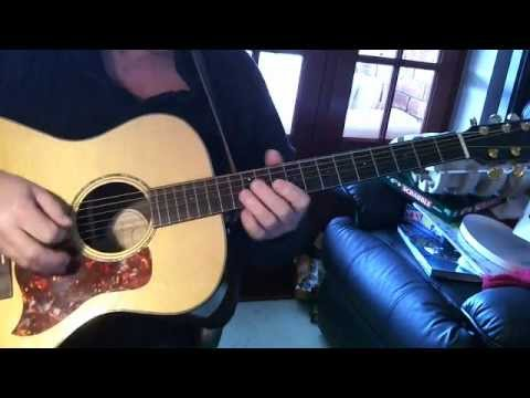 open c tuning on acoustic guitar youtube. Black Bedroom Furniture Sets. Home Design Ideas