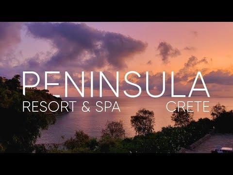 Обзор отеля Peninsula Resort & Spa в Греции на Крите