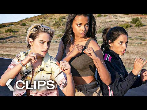 CHARLIE'S ANGELS All Clips & Trailer (2019)