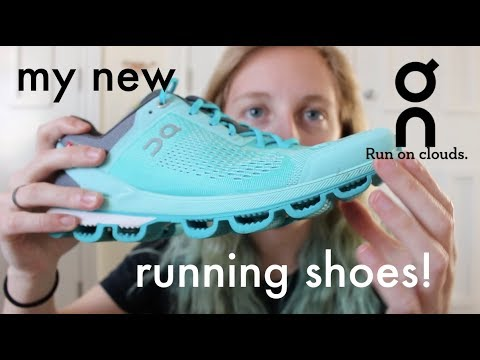 First Impression of On Cloud Cloudsurfer Running Shoes