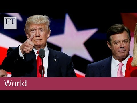 Donald Trump feels 'very badly' for Manafort
