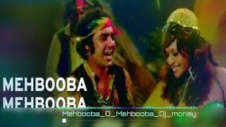 Mehbooba O Mahbooba || Dj Money || Dj's of india