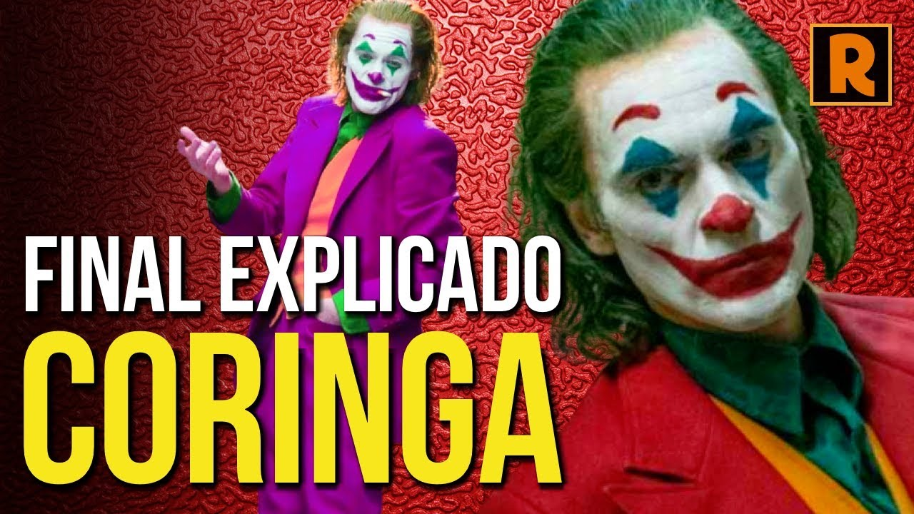 CORINGA (JOKER) | FINAL EXPLICADO