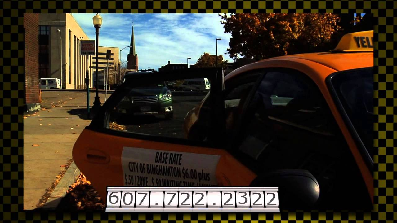 yellow cab binghamton