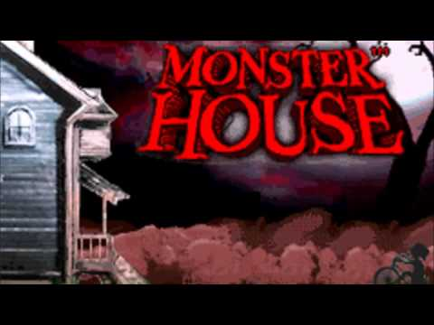 2-Intro And Bathroom (Monster House GBA)