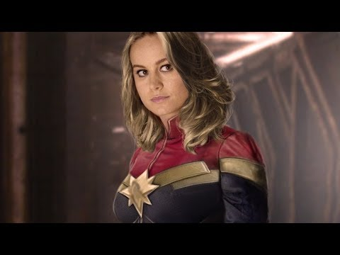 Brie Larson May Be Taking Her SJW Capt Marvel Role Too Seriously
