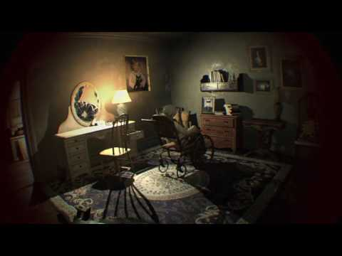 RE7 VR Madhouse mode (Main House part 2)