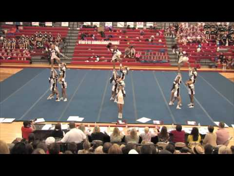 Pulaski County High School - 2015 KHSAA 12th Region Cheer Tournament