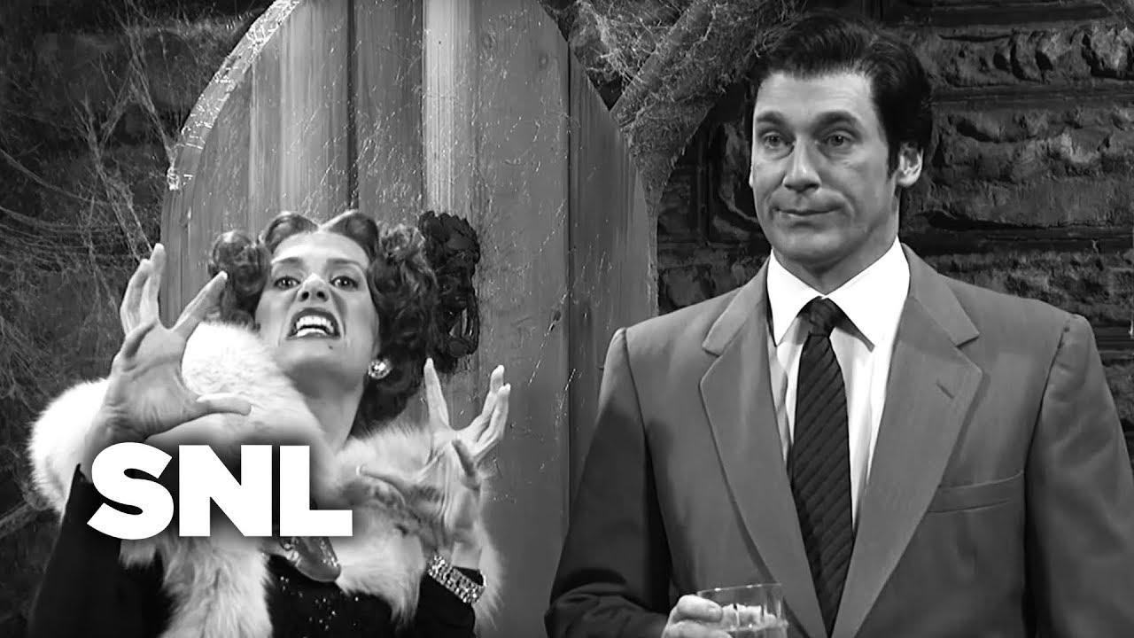 Download Vincent Price's Halloween Special - SNL