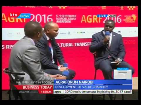 Business Today: Agraforum Nairobi in Gigiri moves to grow farming as a business