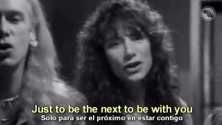 Mr. Big - To Be With You - Subtitulado Español & Inglés.