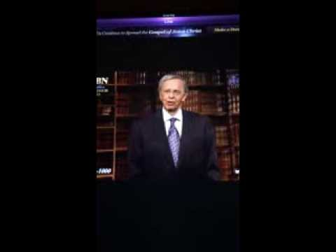 Dr. Charles Stanley Speaks about Paul Crouch's Death