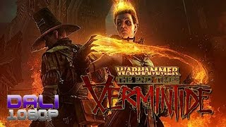 Warhammer: End Times - Vermintide PC Gameplay 60fps 1080p