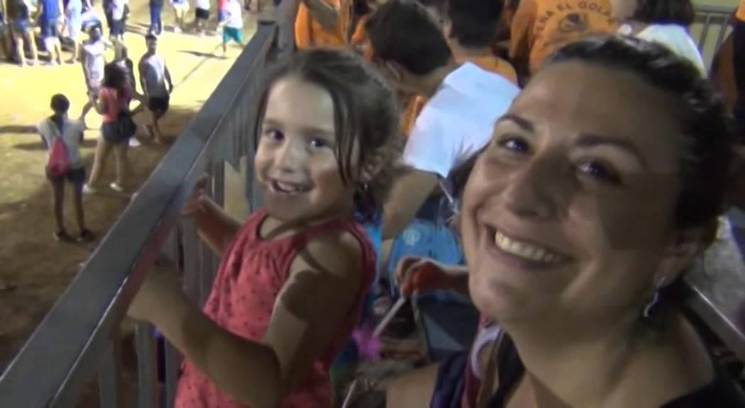 Noche toros dia 2 agosto Alarcon Puerto Sagunto 2015