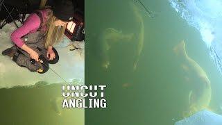 Crazy Sight Fishing on Christmas Morning
