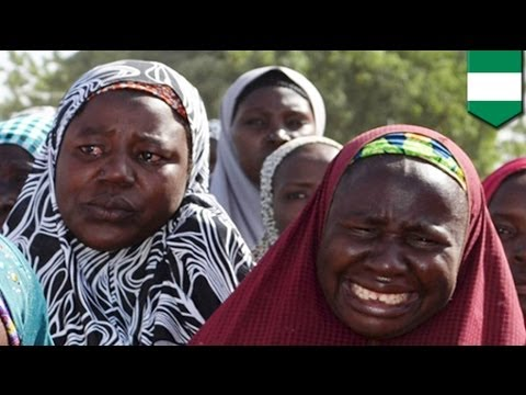Boko Haram Islamist group abducts eight more girls in Warabe, Nigeria