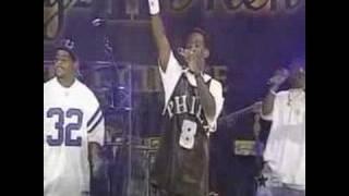 Boyz II Men - Relax Your Mind (live)