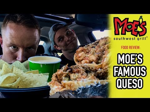 Moe's Southwest Grill's Queso Review   Season 4, Episode 36