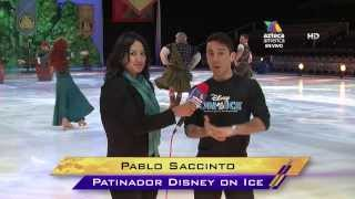 "Entrevista Azteca 50 Disney on Ice Presenta ""Rockin' ever after"""