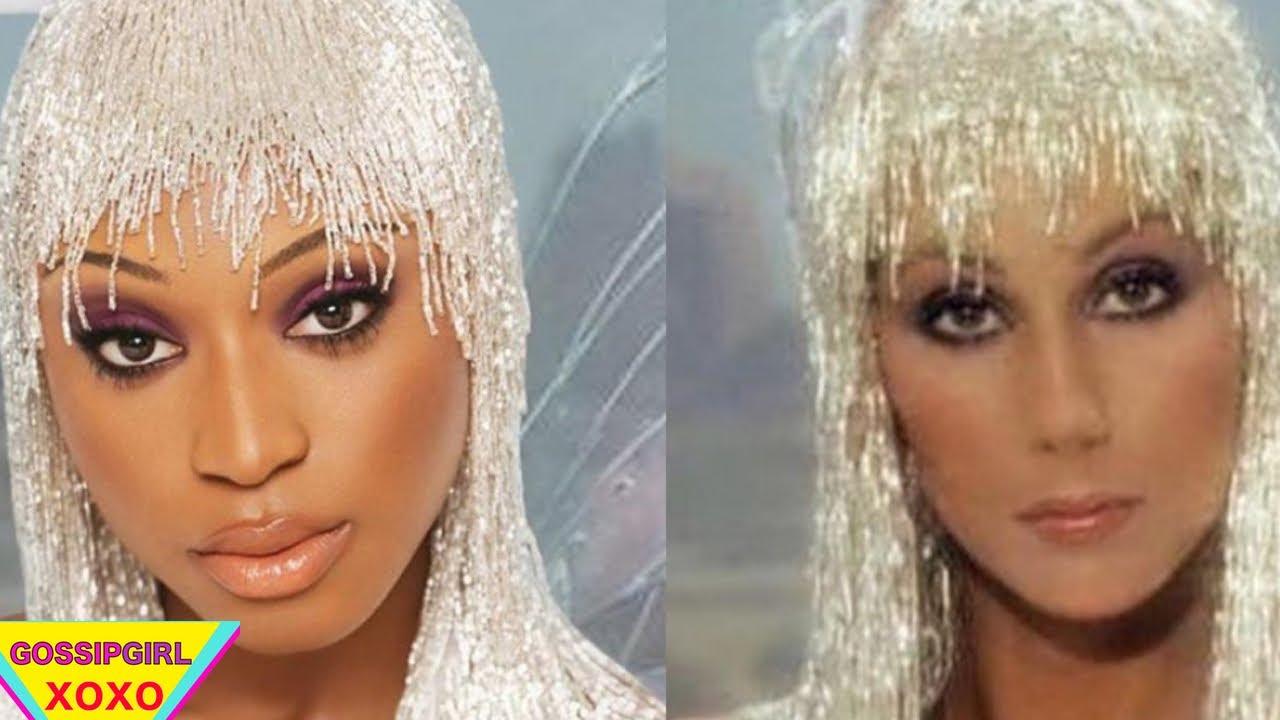 Lil Nas X slams criticism of his Nicki Minaj Halloween costume
