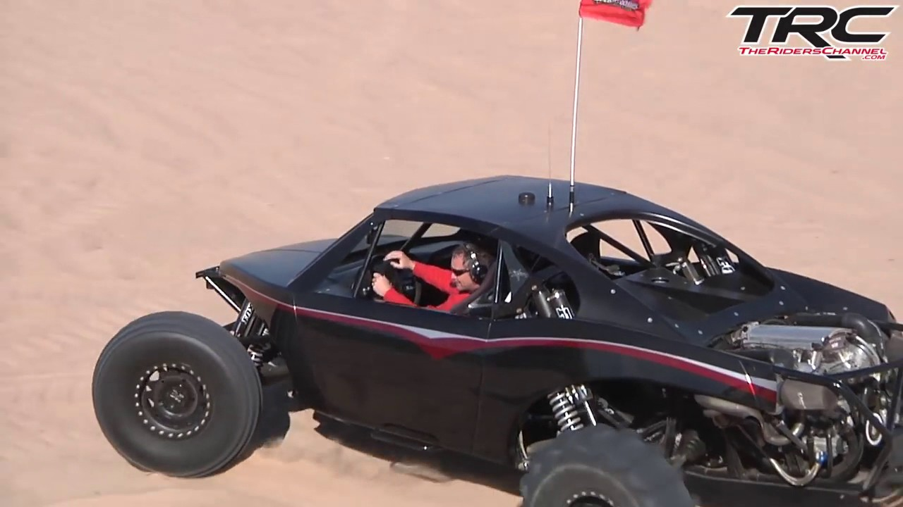 The Fastest Sand Car To Ever See Glamis Dunes