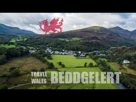 Travel Wales: A top place to stay in Snowdonia - Beddgelert - Part 1/3
