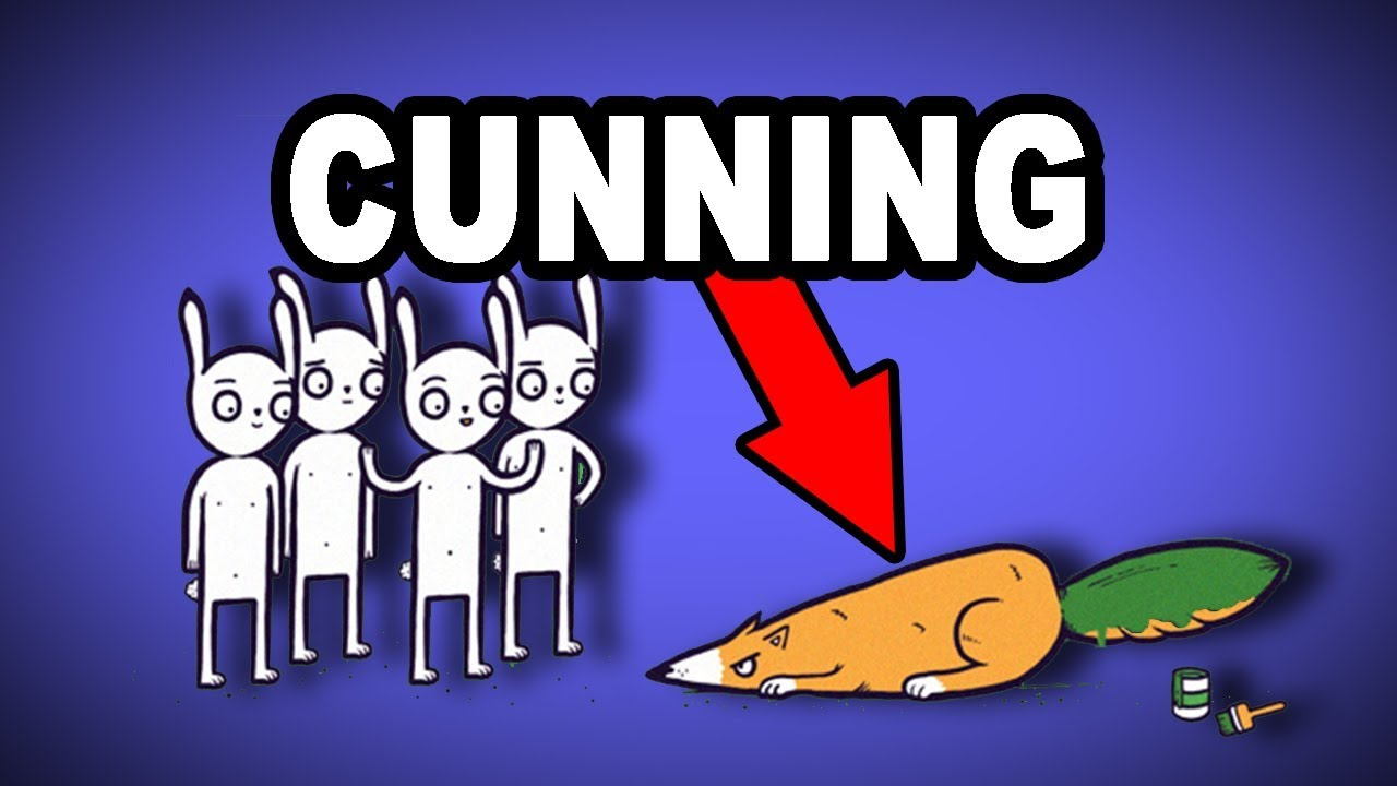 Learn English Words: CUNNING - Meaning, Vocabulary with Pictures and  Examples