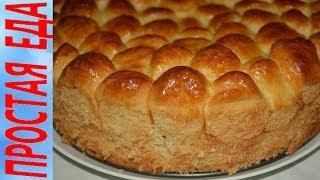 Самый вкусный пирог с мойвой и картофелем
