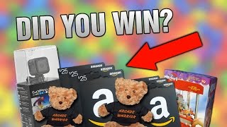 Game | DID YOU WIN THE GIVEAWAY? | DID YOU WIN THE GIVEAWAY?