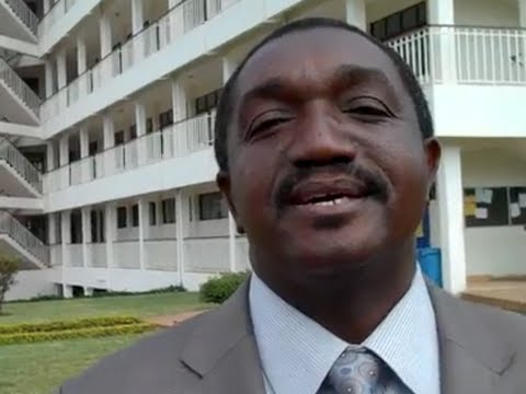 KCMC Leader on Partnership with DGHI