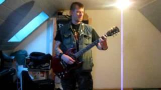 MULLET SICK- NUIT APACHE - BERURIER NOIR (guitare + boite à rythme)