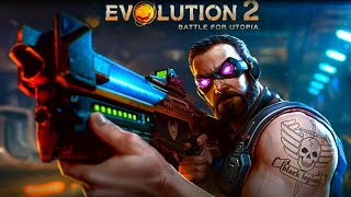 ★EVOLUTION 2: THE BATTLE FOR UTOPIA★ Android Action GamePlay Download Link Below
