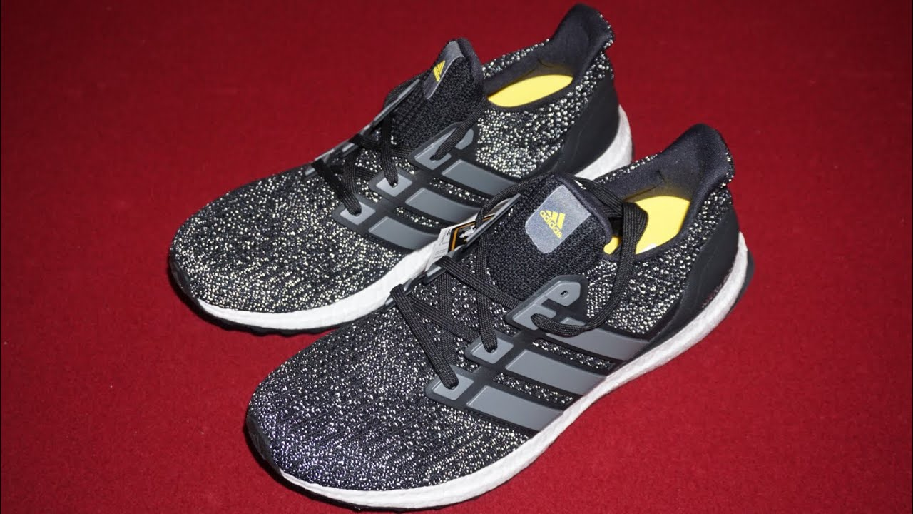 05005453fea Adidas Ultra Boost 4.0 - 5th Anniversary (Overview) - YouTube