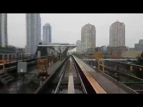 Vancouver SkyTrain: Royal Oak to Stadium