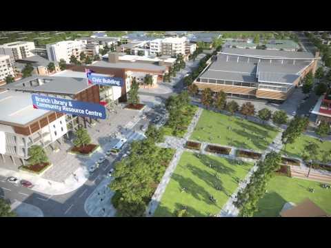 Oran Park Town - Civic Centre