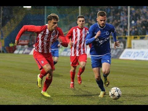Izvještaj: FK Željezničar (U-19) - Atletico Madrid (U-19) 1:3 (FULL HD)