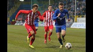 Video Gol Pertandingan Zeljeznicar U-19 vs Atletico Madrid U-19