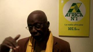 Interview de Souleymane CISSE