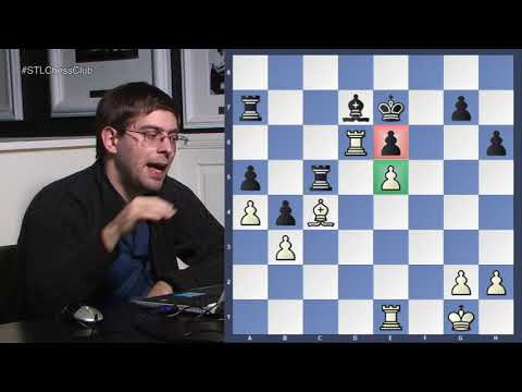 Rigid Pawn Structures in Rook Endgames | Secret Life of Pawns - GM Denes Boros