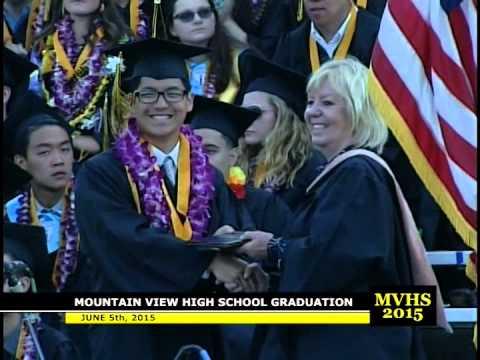 Mountain View High School Graduation 2015 - June 5, 2015