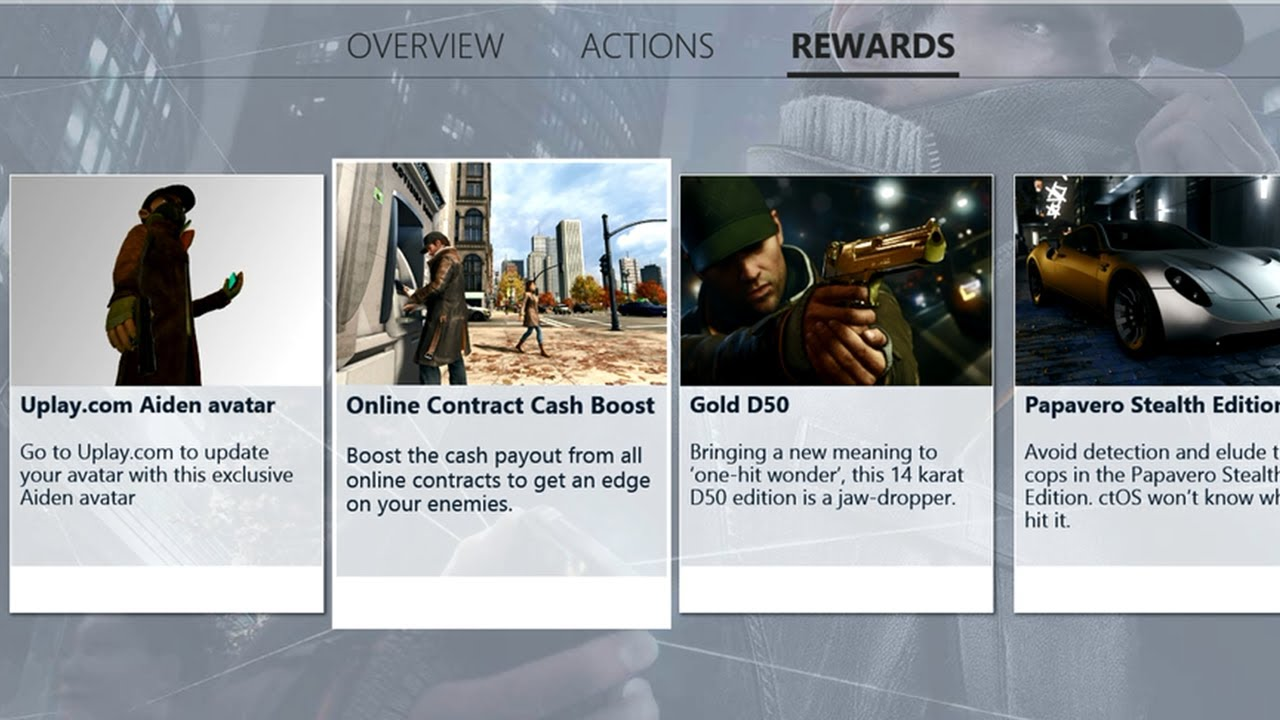 Watch Dogs Without Uplay