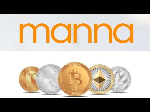 OMG! MANNA coin went up in value 34%! Free Universal Basic Income Every Week!