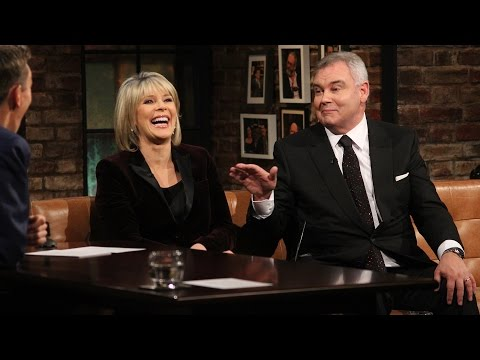 Ruth Langsford has misophonia & Eamonn Holmes has no sympathy! | The Late Late Show | RTÉ One