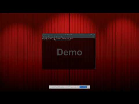 Evolution Demo #1 - The First Dash DAP