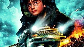 Гарри Поттер и черная молния. Трейлер