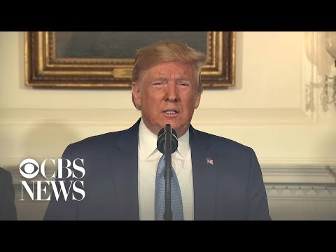 Special Report: Trump addresses nation after mass shootings