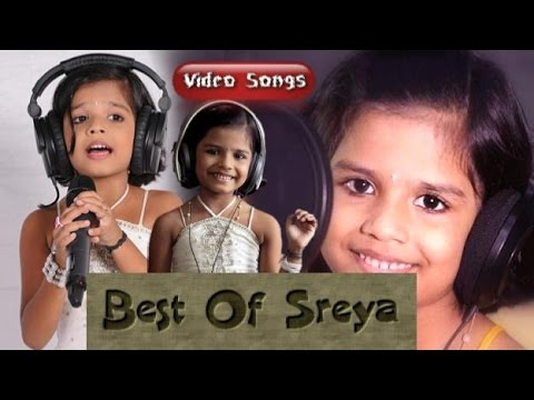 Best of Sreya | Sreya Jayadeep Malayalam Christian Devotional Video songs