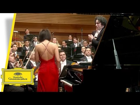 Dudamel & Yuja Wang - Rachmaninov & Prokofiev - Piano Concertos (Trailer)